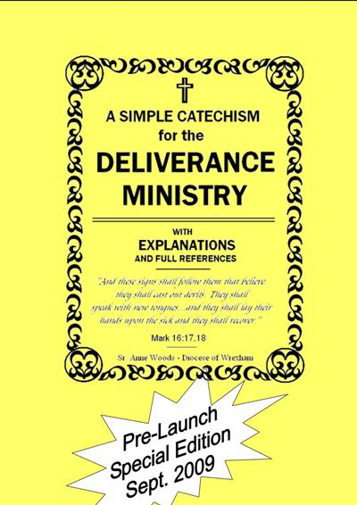 A Simple Catechism for the Deliverance Ministry