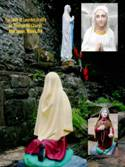 Our Lady of Lourdes Post Card No.2