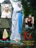 Our Lady of Lourdes Post Card No.4