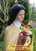 St Therese of Lisieux Post Card No.2