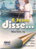 E jesus disse... (Pocket Book - In Portuguese)