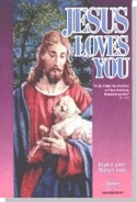 Jesus loves you (In English)