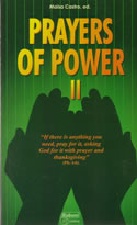 Prayers of Power II (In English)