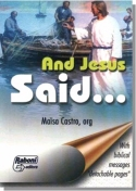 And Jesus said... (Pocket Book- In english)